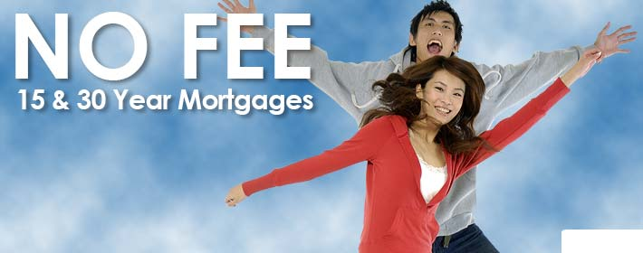 No-Fee First Mortgage
