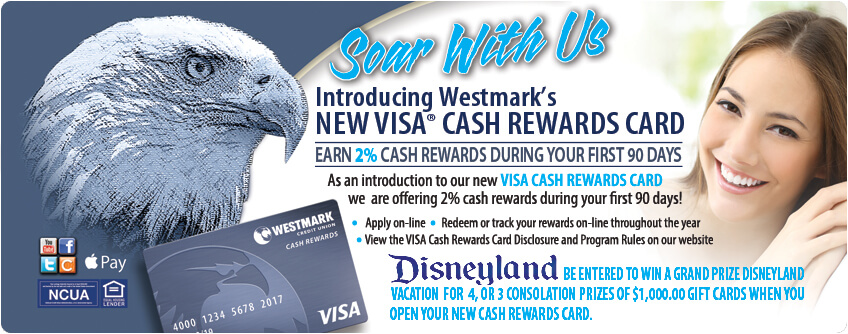 Visa Cash Rewards Card