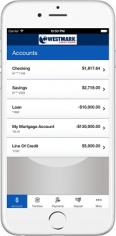 Westmark Credit Union Mobile Banking App